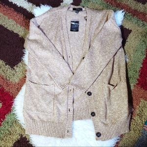 Forever 21 Button Cardigan